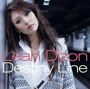 Leah Dizon - Destiny Line - 1st Album (CD)