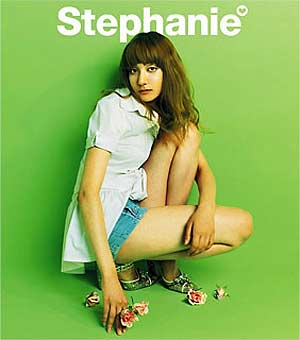 Stephanie - because of you