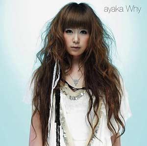 ayaka - Clap & Love / Why [CD+DVD]