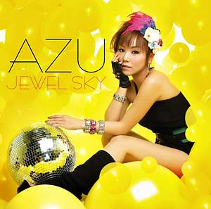 [BVCR-19100] JEWEL SKY - AZU (Single)