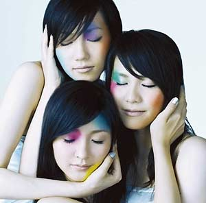 Perfume - POLYRHYTHM (CDS+DVD)