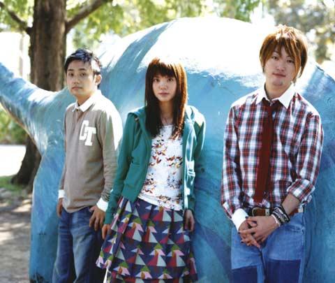 Mizuno Yoshiki, Yoshioka Kiyoe, Yamashita Hotaka