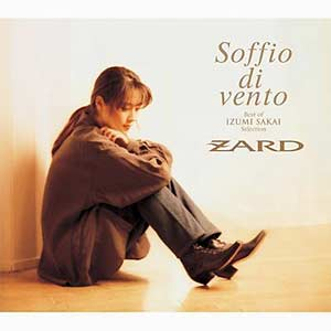 [JBCJ-9023] ZARD - Soffio di Vento ~Best of Izumi Sakai Selection~ (Album)