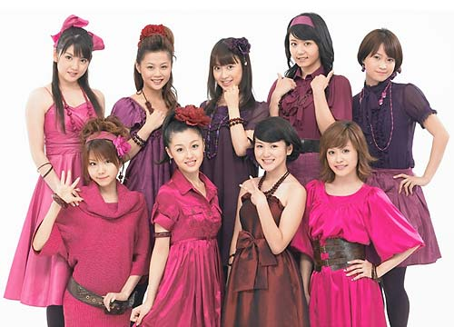 Morning Musume, October 2007.