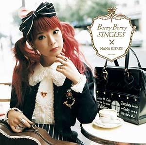 [SECL-567] Nana Kitade - Berry Berry SINGLES (Album CD)
