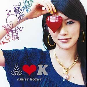 [TFCC-86239 | TFCC-86238] Kozue Ayuse - A♥K (Album)