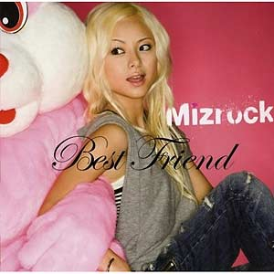 [UPCH-80043] Mizrock - Best Friend (Single CD)