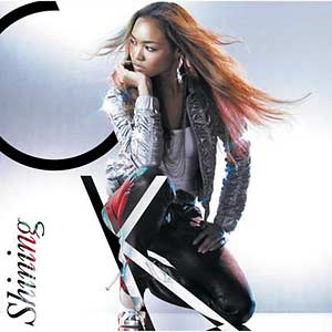 [ESCL-3050] Crystal Kay - Shining (Single CD)
