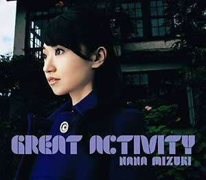 [KICM-1339] Mizuki Nana - GREAT ACTIVITY (Album CD)