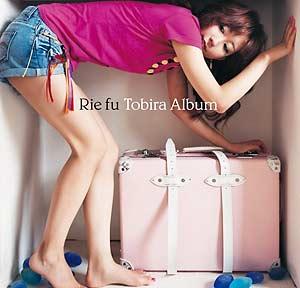 [QQCL-31] Rie fu - Tobira Album (Album CD)
