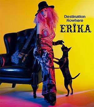 [SRCL-6654] ERIKA - Destination Nowhere (Single CD)
