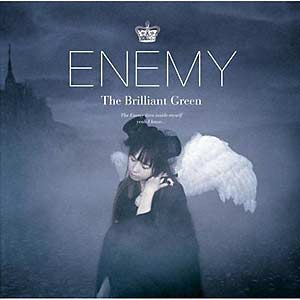 [DFCL-1412] the brilliant green - ENEMY (Single CD)