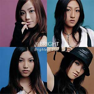 [RZCD-45787/B] BRIGHT - Brightest Star (Album CD)