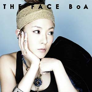 [AVCD-23498] BoA - The Face (Album CD+DVD)