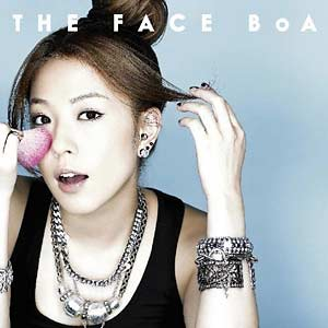 [AVCD-23499] BoA - The Face (Album CD)
