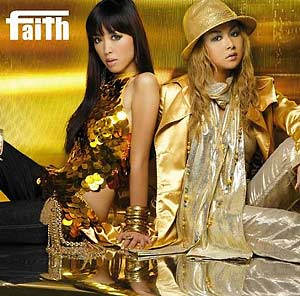 [KICS-91347] faith - faith (Album CD+DVD)