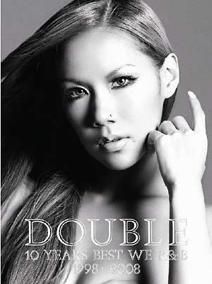 [FLCF-4218] DOUBLE - 10 YEARS BEST -We R&B- (Album 2CD+DVD)
