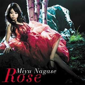 [XNCA-30004] Nagase Miyu - Rose (Single CD)