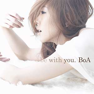 [AVCD-31380] BoA - be with you. (Single CD)