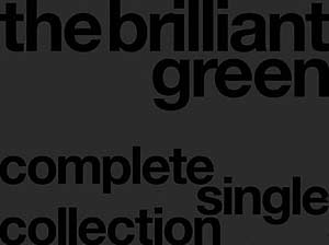 [DFCL-1443 / DFCL-1441~2] the brilliant green - the brilliant green Complete Single Collection '97-'08 (Album CD / CD+DVD)