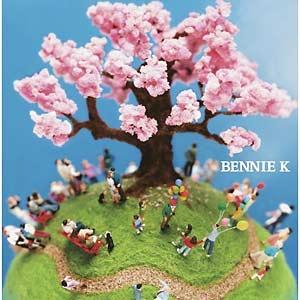 [FLCF-4221] BENNIE K - Monochrome (Single CD)