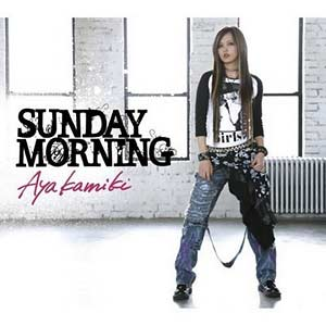 [GZCA-7111] Kamiki Aya - SUNDAY MORNING (Single CD)