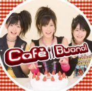 [PCCA-2621] Buono! - Café Buono! (Album CD+DVD)