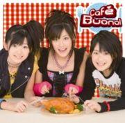 [PCCA-2622] Buono! - Café Buono! (Album CD)